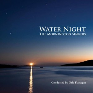 Water Night CD cover