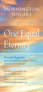 One Equal Eternity poster